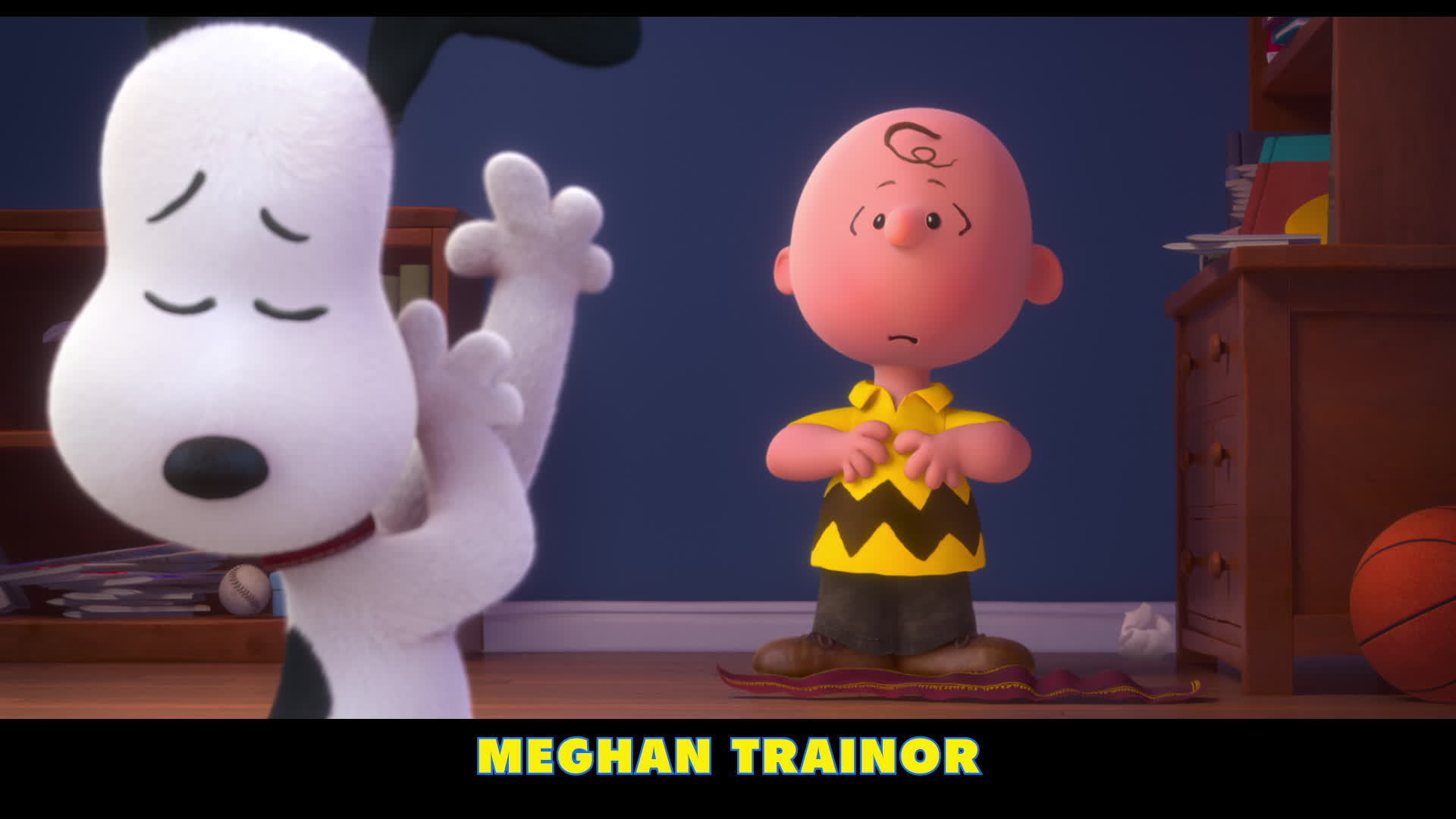 The Peanuts Movie | Meghan Trainor Teaser