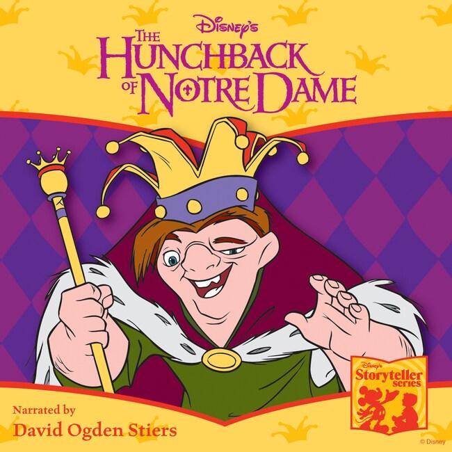 The Hunchback of Notre Dame Storyteller