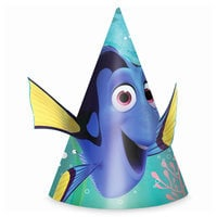 Image of Finding Dory Party Hats # 1