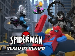 LEGO Marvel Spider-Man Vexed By Venom