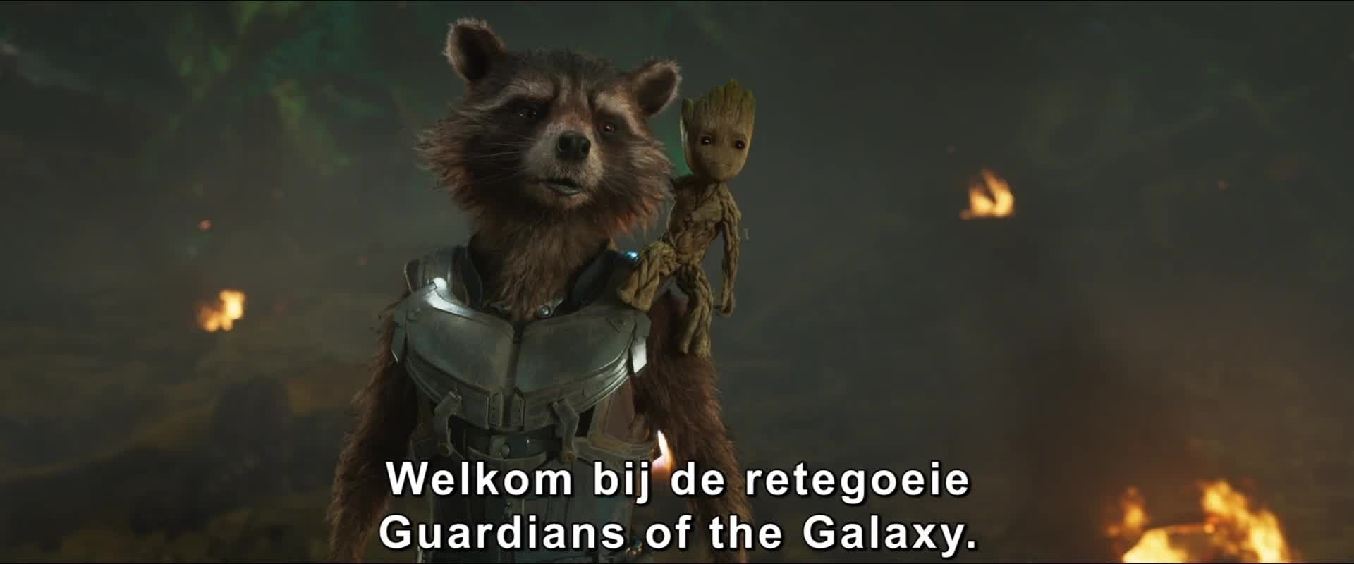 Marvel's Guardians of the Galaxy Vol.2. - Superbowl spot