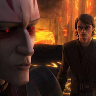 Anakin Sees His Future