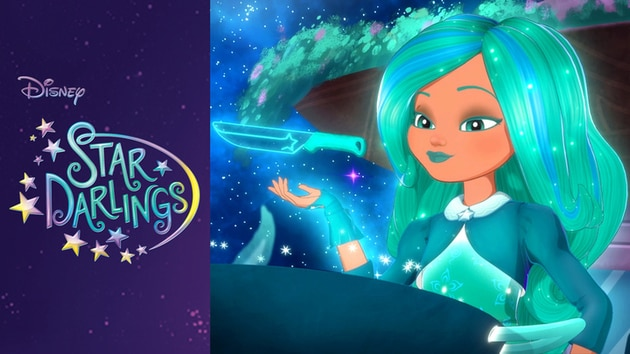 Cooking with Tessa - Disney's Star Darlings Clip