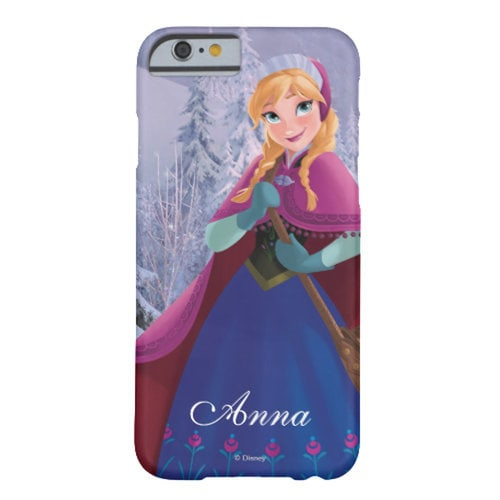 Anna iPhone 6 Case - Frozen - Customizable