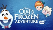 Olaf's Frozen Adventure As Told by Emoji