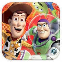 Image of Toy Story Lunch Plates # 1