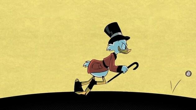 DuckTales - Golfen im Moortal