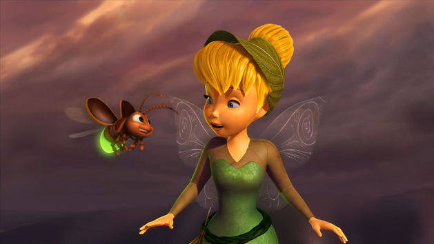 Video Game Trailer - Tinker Bell and the Lost Treasure