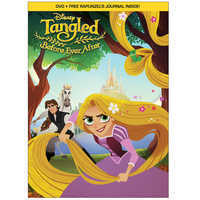 Image of Tangled: Before Ever After DVD # 1