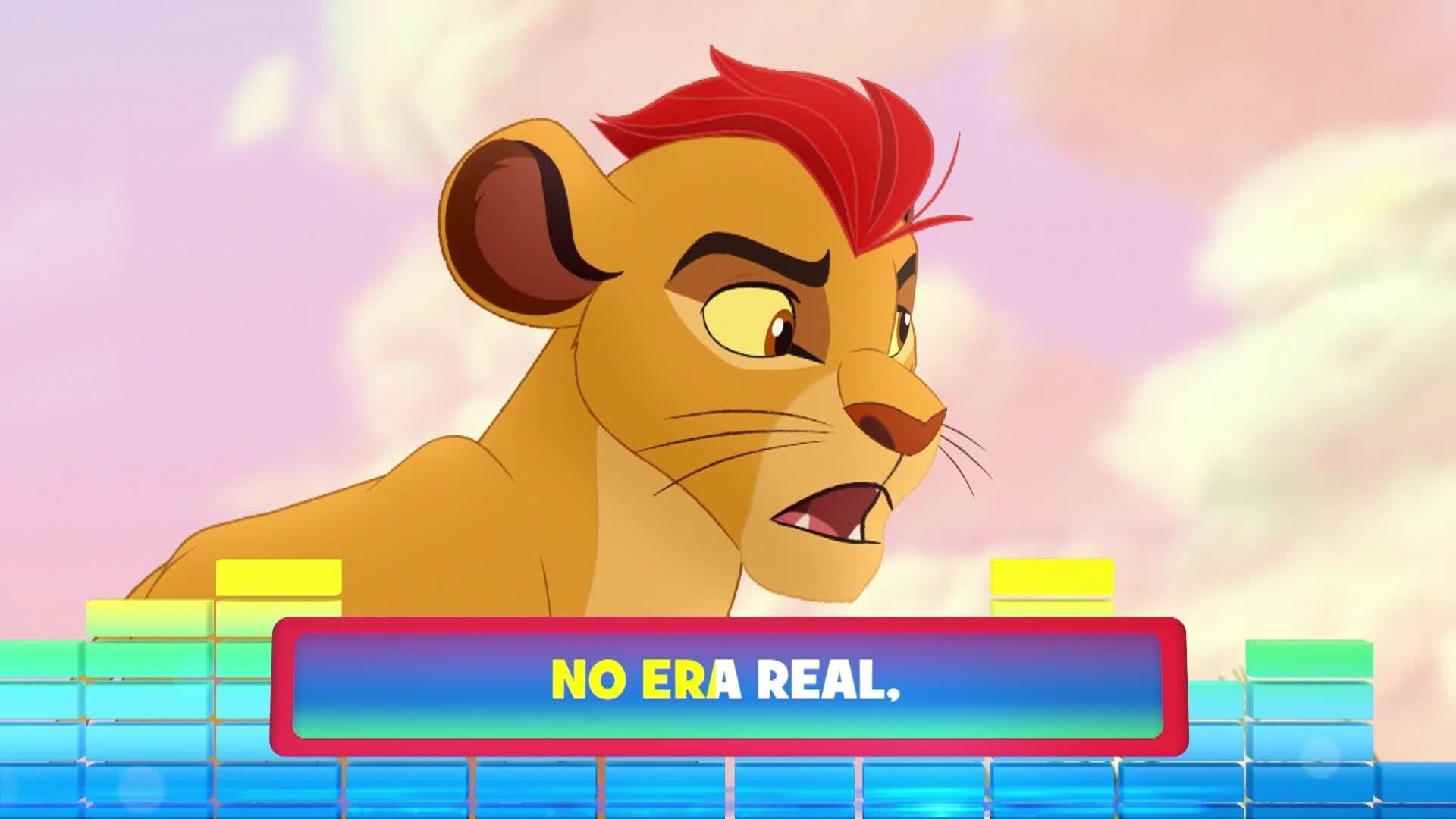 """""""Ya llegó"""" La guardia del león: el regreso del rugido"""