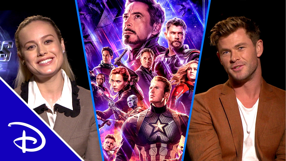 The Cast of Marvel Studios' Avengers: Endgame Remembers Stan Lee | Disney