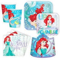 Image of Ariel Disney Party Collection # 1