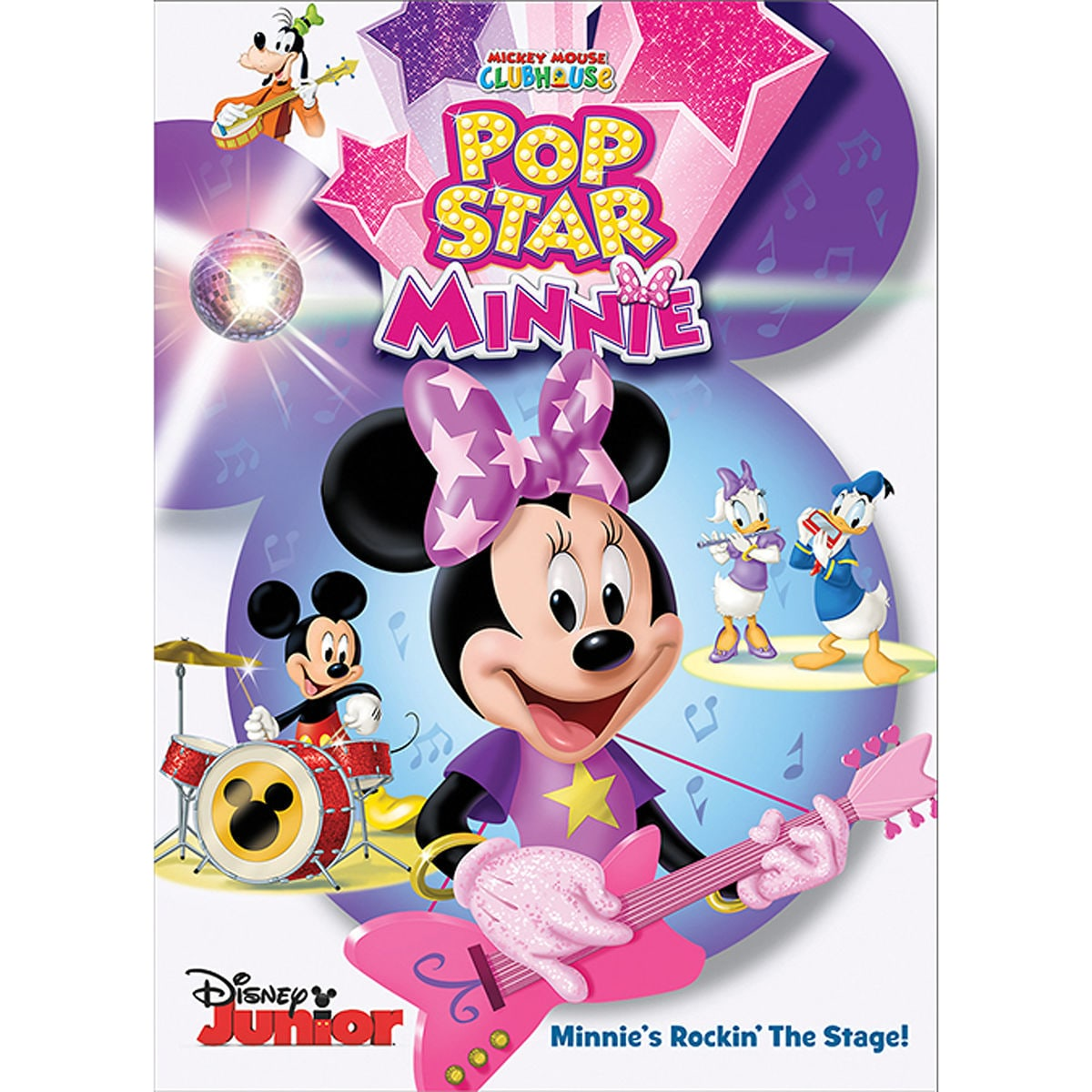 Product Image of Mickey Mouse Clubhouse Pop Star Minnie DVD # 1