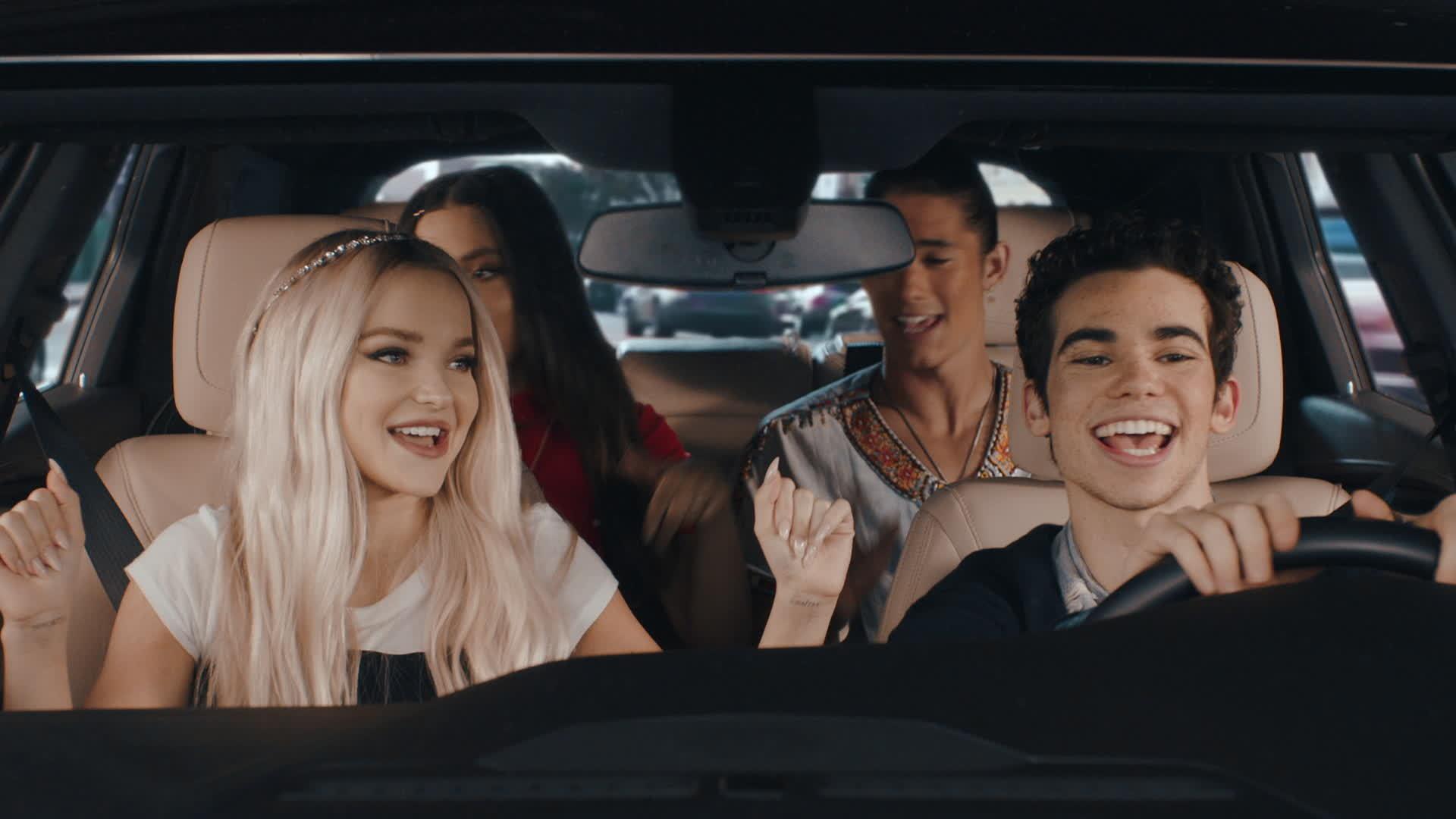 Disney Carscendants: Good To Be Bad Music Video