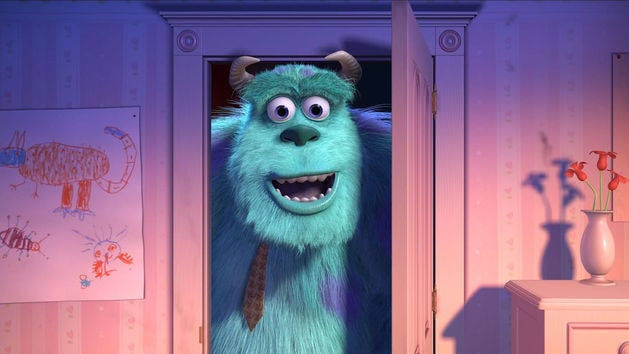 Monsters, Inc. - Sulley visita nuevamente a Boo