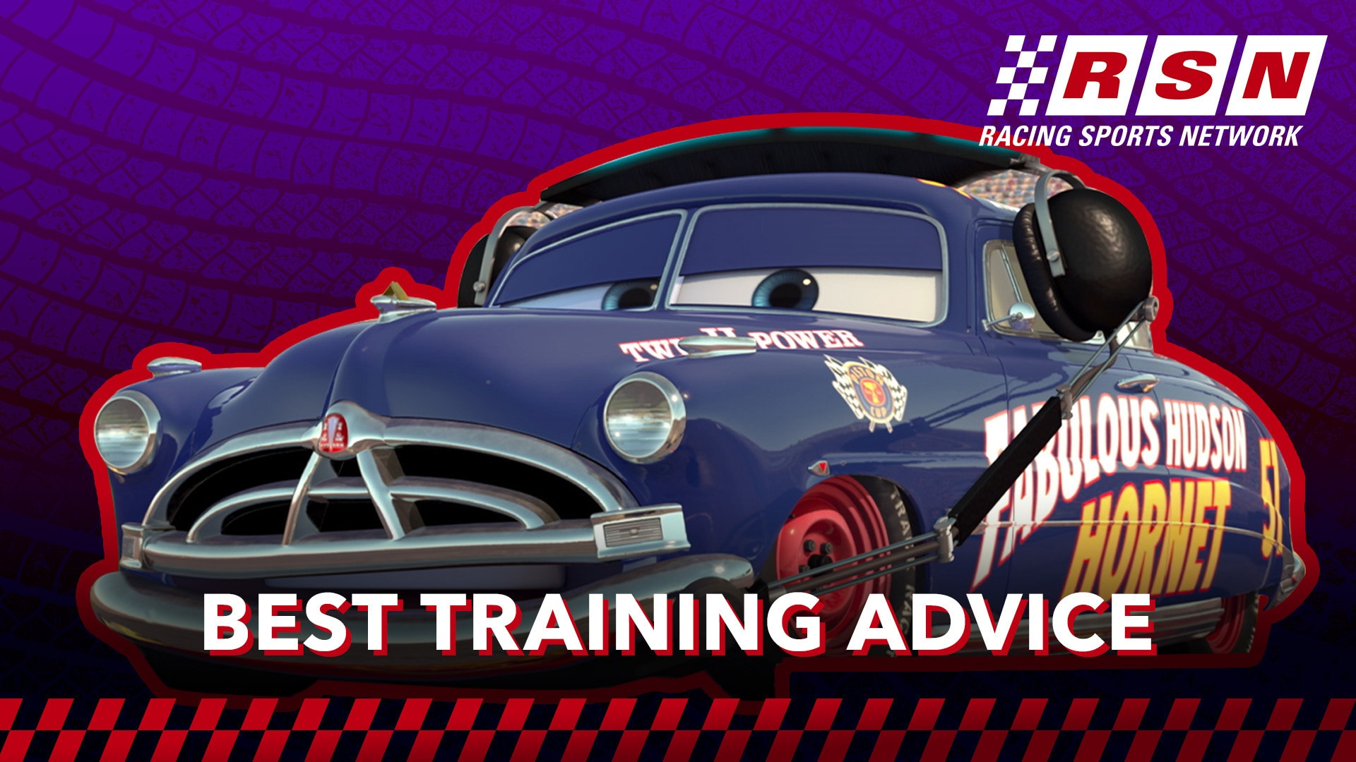 Best Racing & Training Advice in Cars | Racing Sports Network by Disney•Pixar Cars