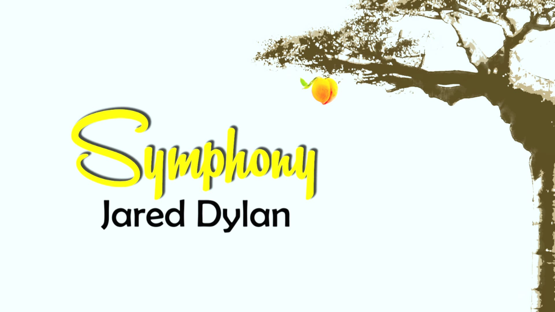 """Symphony"" Lyric Video - Jared Dylan - Radio Disney"