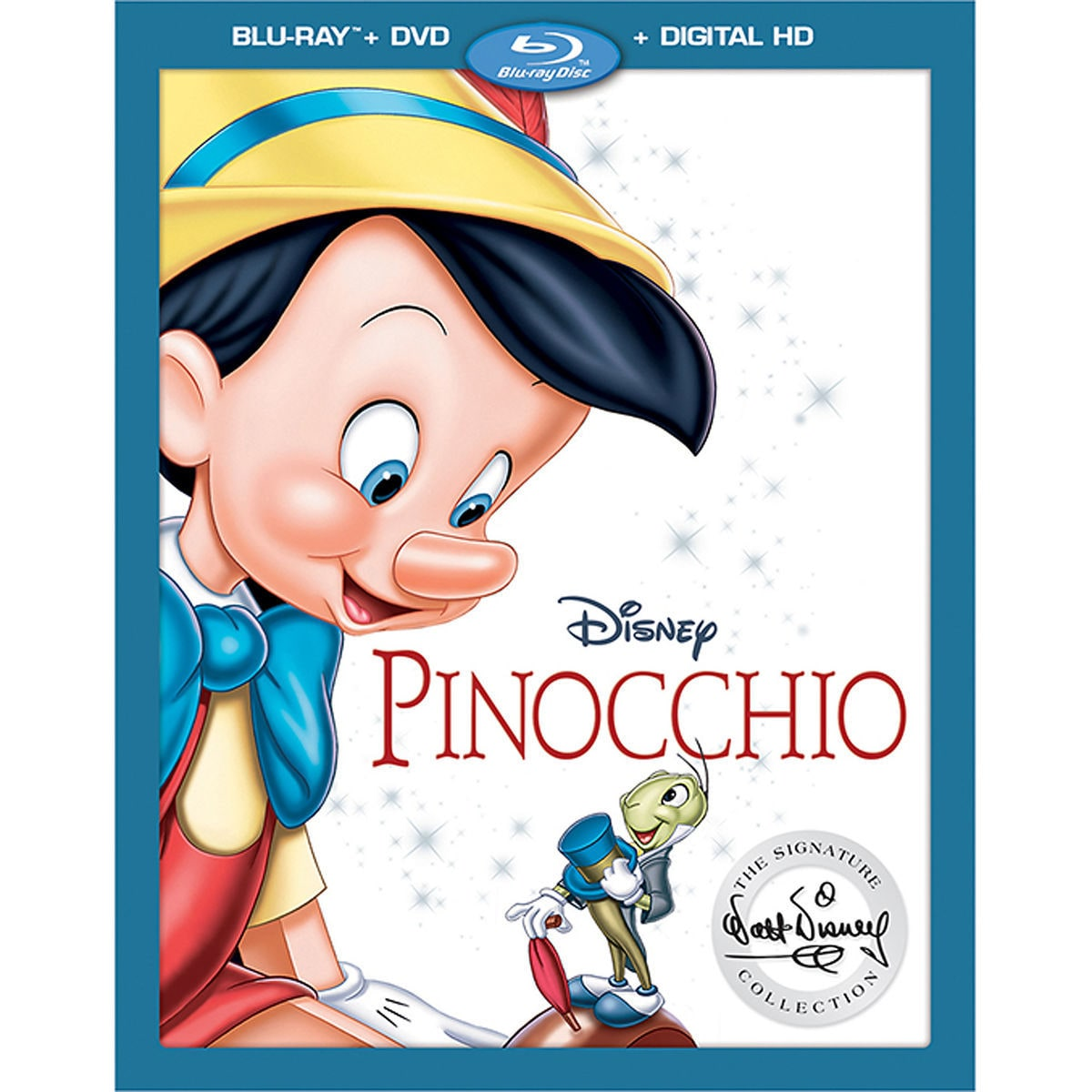 product image of pinocchio blu ray combo pack 1