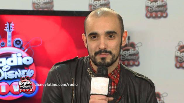Los Fans Preguntan: Abel Pintos - Radio Disney Vivo