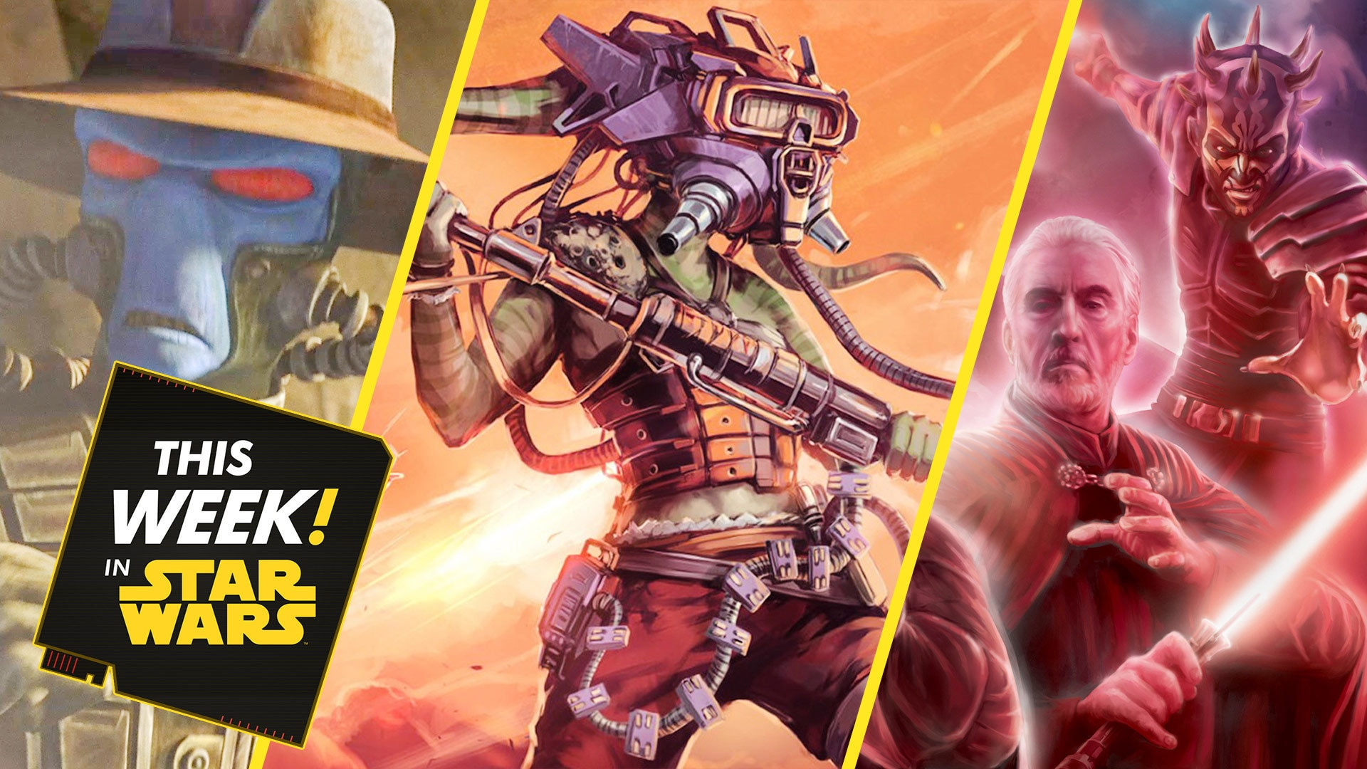 Ming-Na Wen Talks Fennec Shand, Secrets of the Sith Revealed, and More!