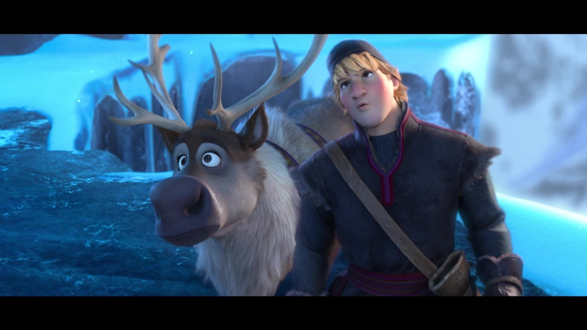 Disney Tous En Forme - Astuce d'Olaf : Le sport