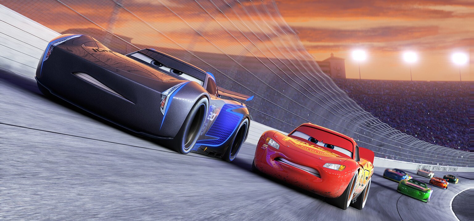 Cars 3 Gallery