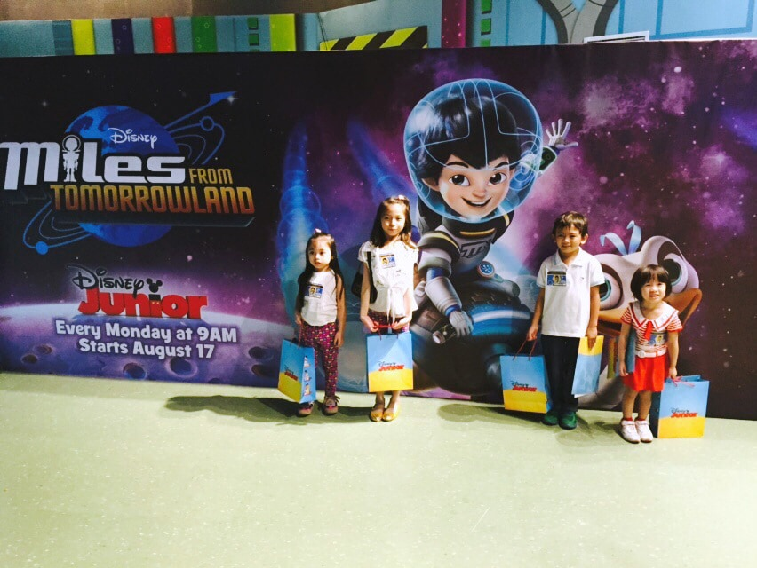 Miles from Tomorrowland in Exploreum Philippines