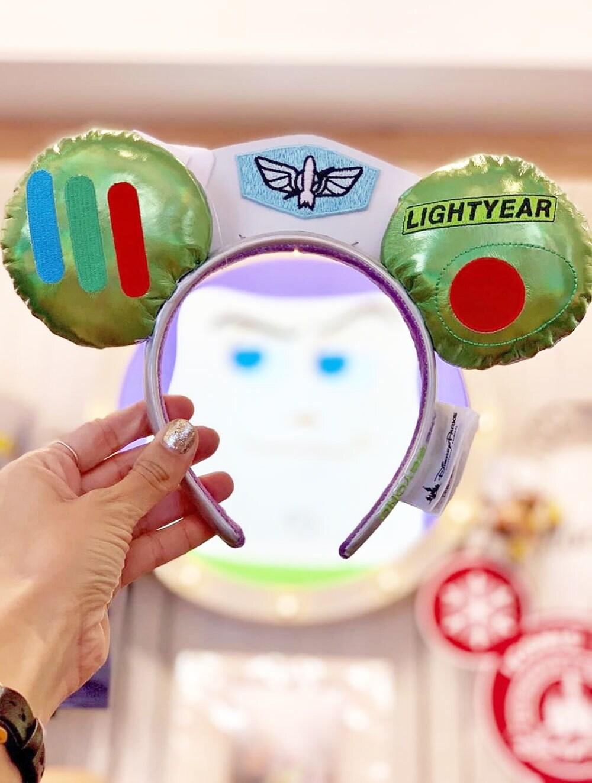 Buzz Lightyear Mickey Ears