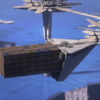 Imperial Cargo Ship