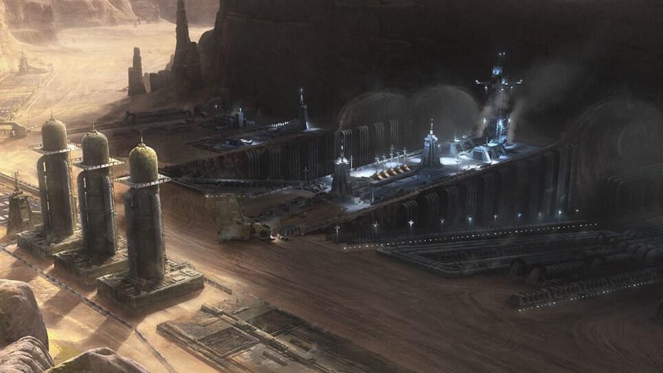 Imperial doonium refinery