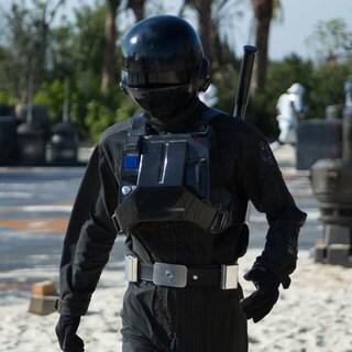 Imperial ground crew