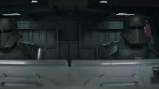 Imperial Juggernaut driver