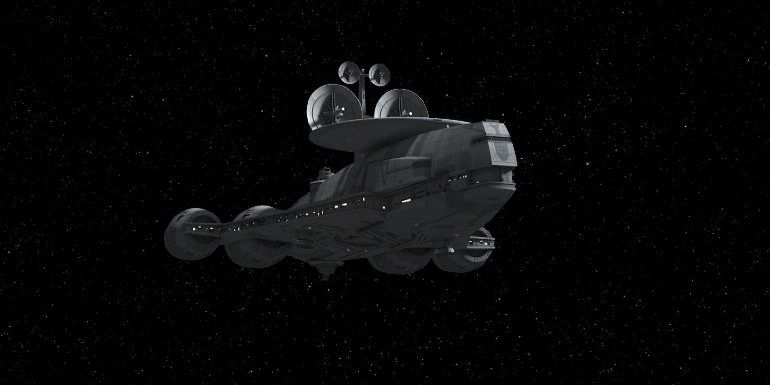Imperial Listener Ship Starwars Com