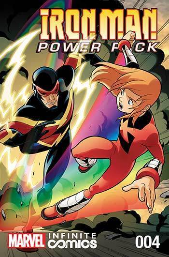 Iron Man and Power Pack #04