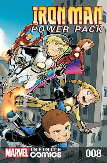 Iron Man and Power Pack #08
