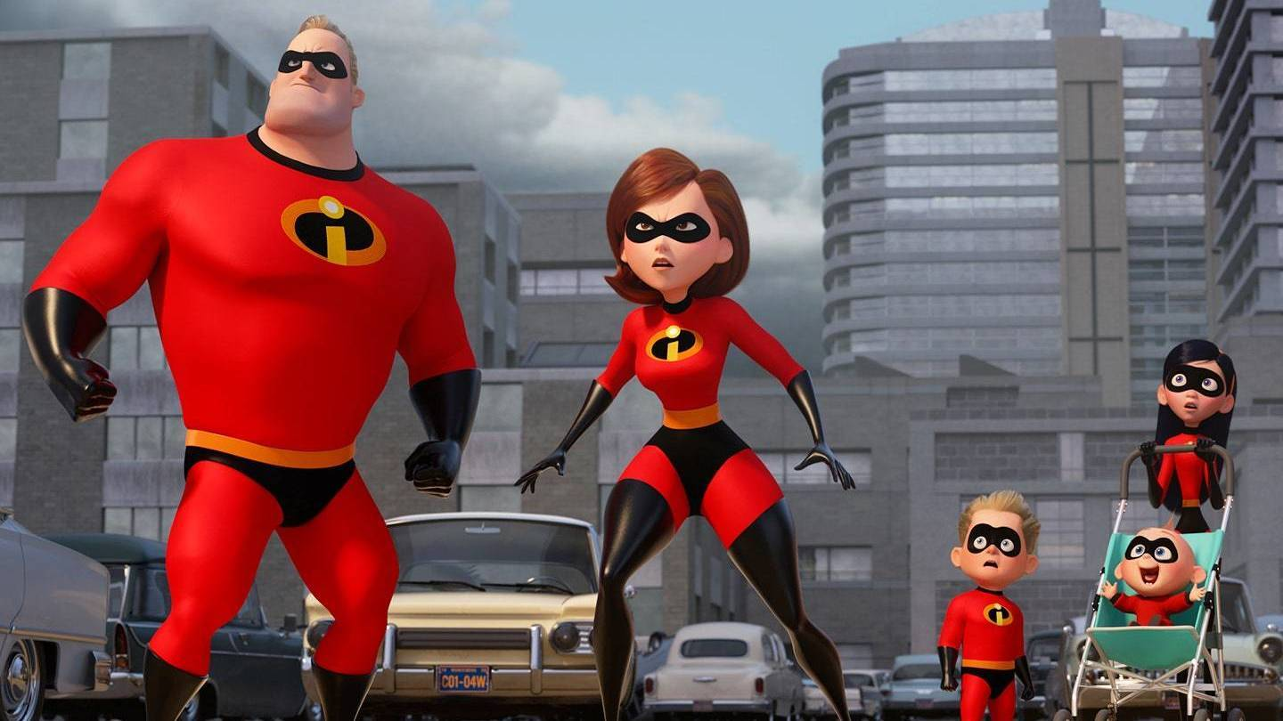 Meet the Cast of Incredibles 2