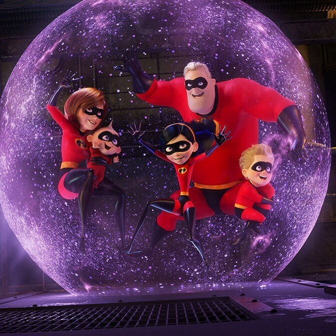 Everything We Learned From the Filmmakers About the Making of Incredibles 2