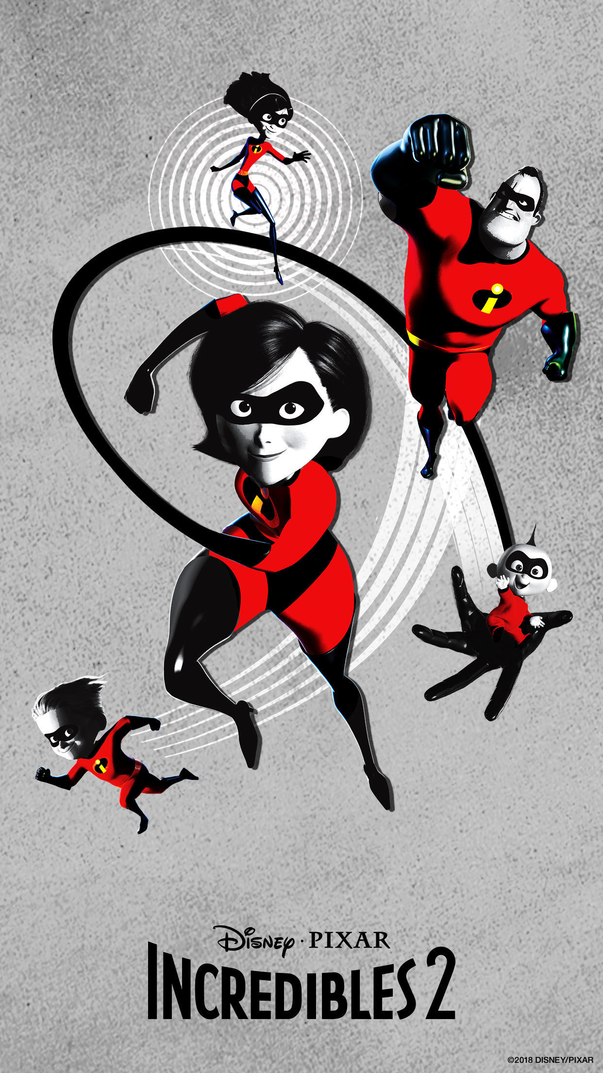 incredibles 2 mobile wallpapers | disney movies | singapore