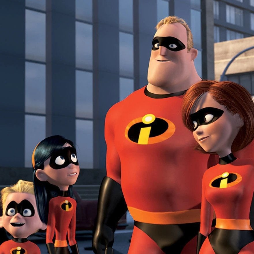 Go Behind The Scenes of The Incredibles in Pixar Scenes Explained