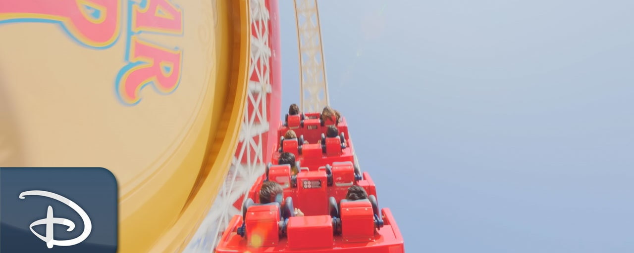 Incredicoaster POV