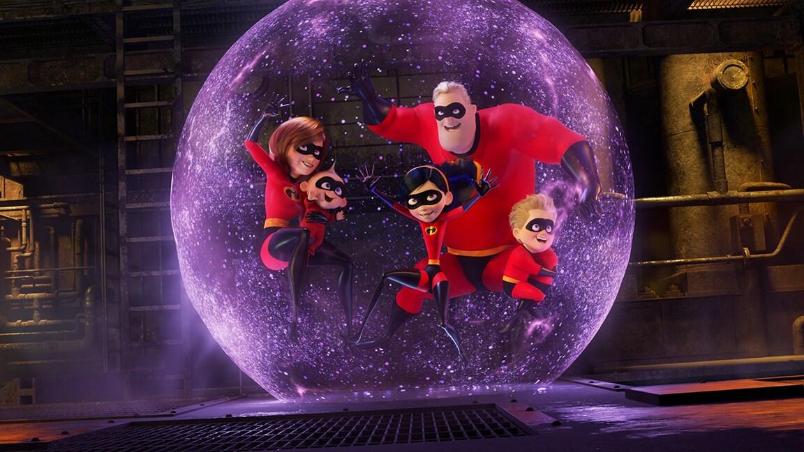 Los Increíbles 2 llega a la pantalla de Disney Channel