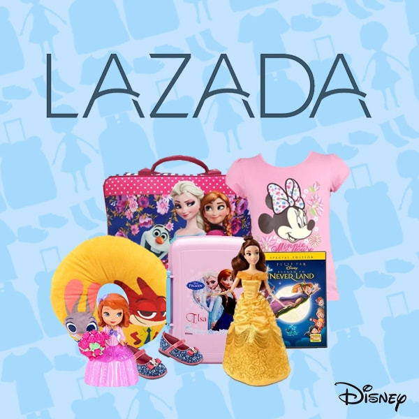"Lazada Shop In Shop Indonesia ""More Disney"" Square - ID"