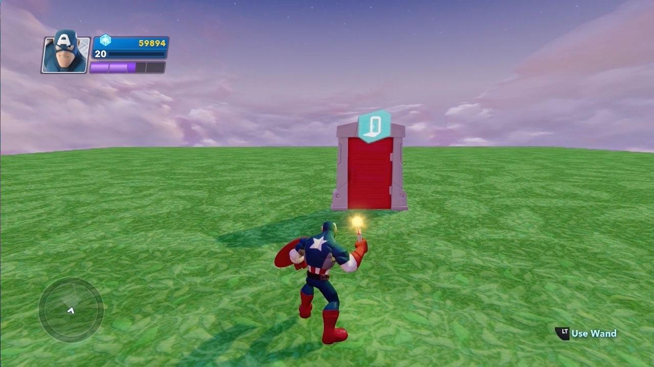 Cómo conectar Toy Box mediante puertas - Tutoriales Disney Infinity