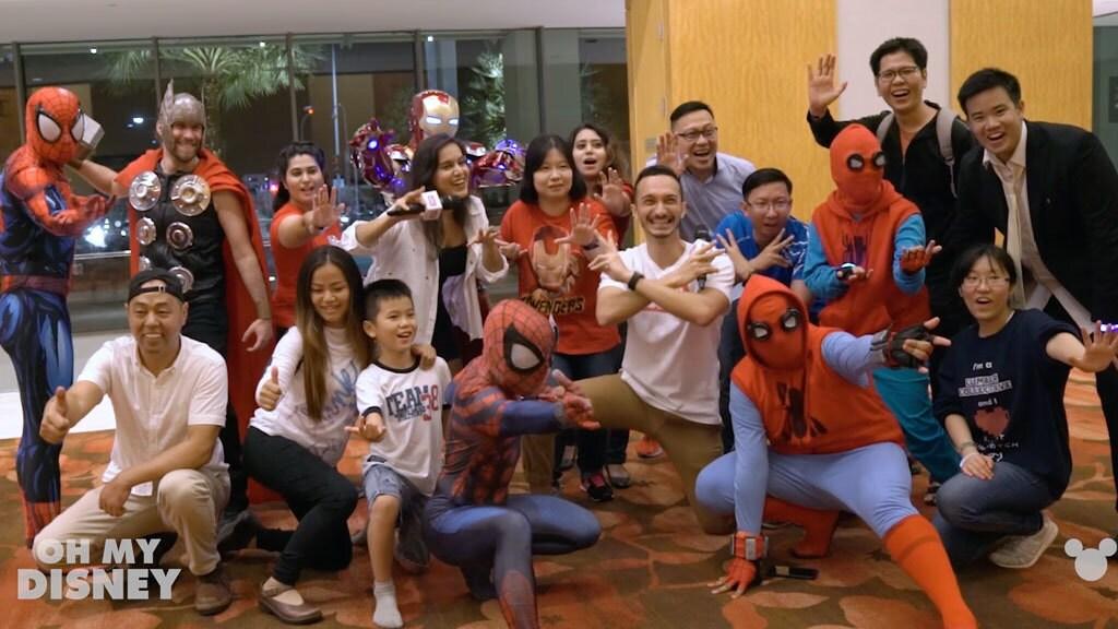 Disney Insider - Marvel Studios' Avengers: Infinity War Red Carpet Fan Event