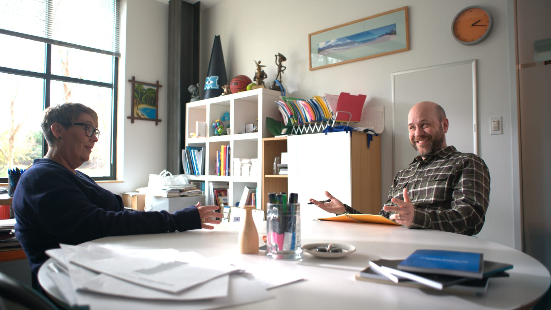 Inside Pixar - Inspired: Dan Scanlon, Where Ideas Come From