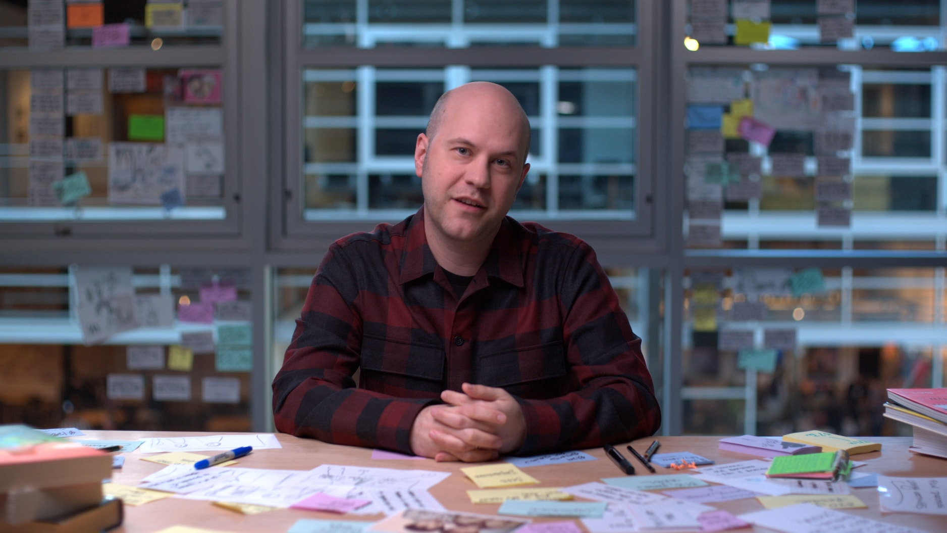 Inside Pixar - Inspired: Dan Scanlon, Where Ideas Come From