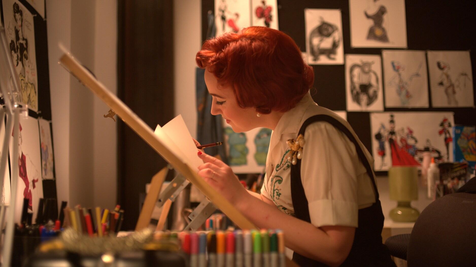 Inside Pixar - Inspired: Deanna Marsigliese, The Art of the Pivot