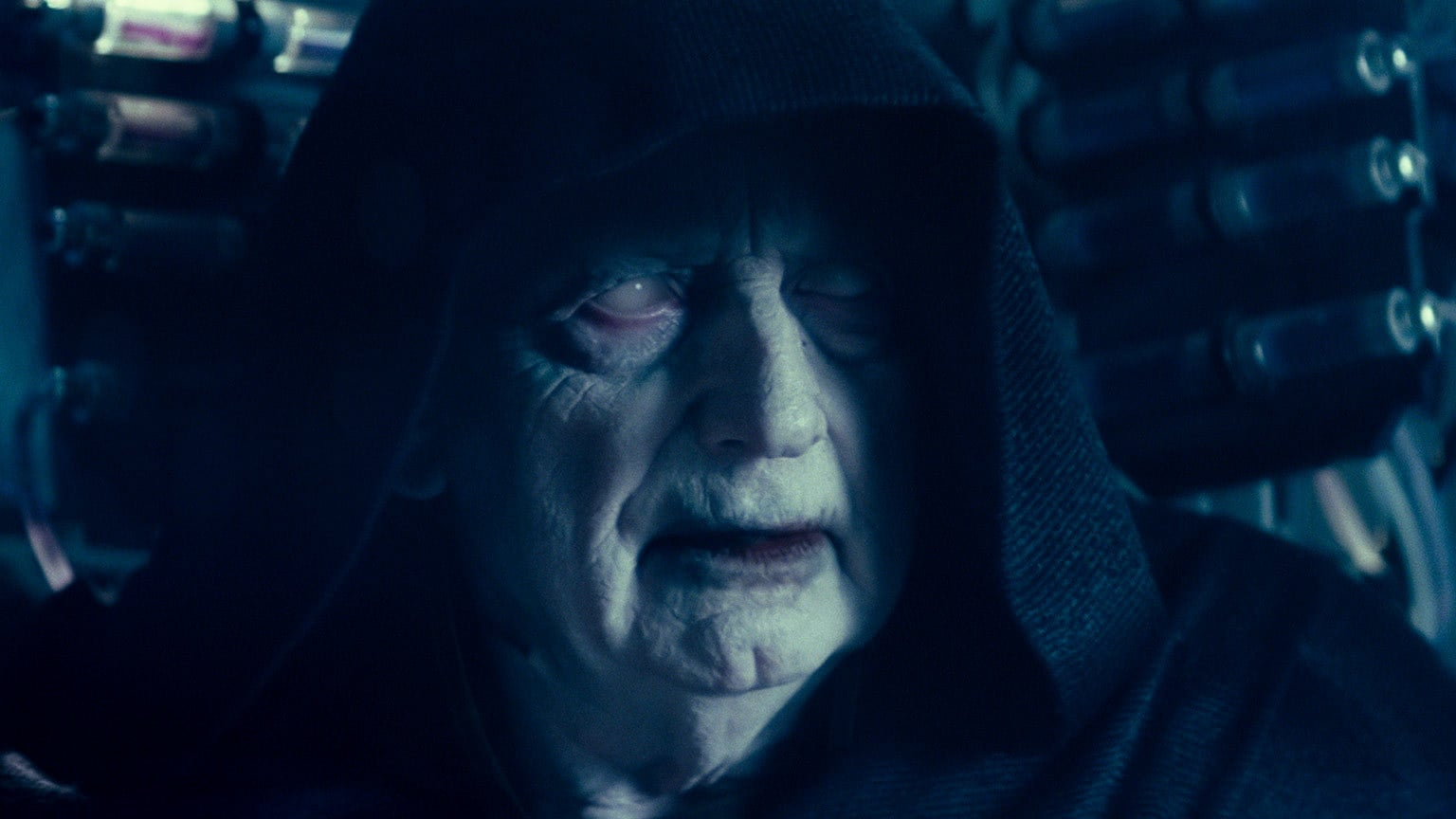Star Wars Inside Intel: Palpatine's Contingency Plan