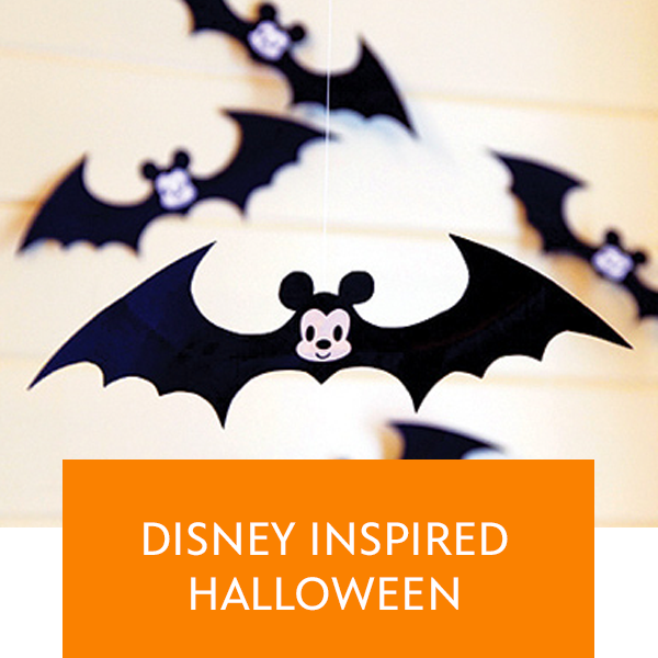 Steam Promo - Disney Inspired Halloween