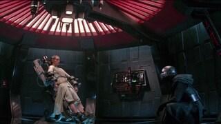 Interrogation Chair